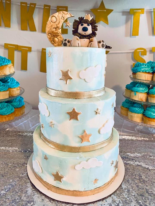 Cake by Cindy Lou's Sweets