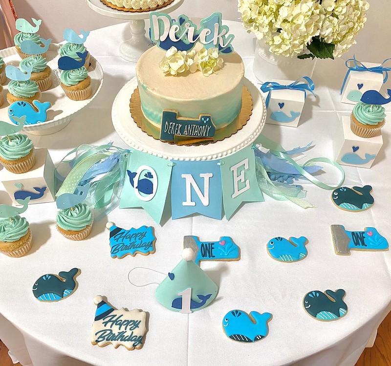 Cake by Nina Bakes Cookies