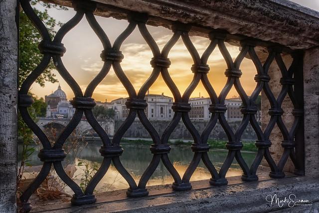 Rome through the grid