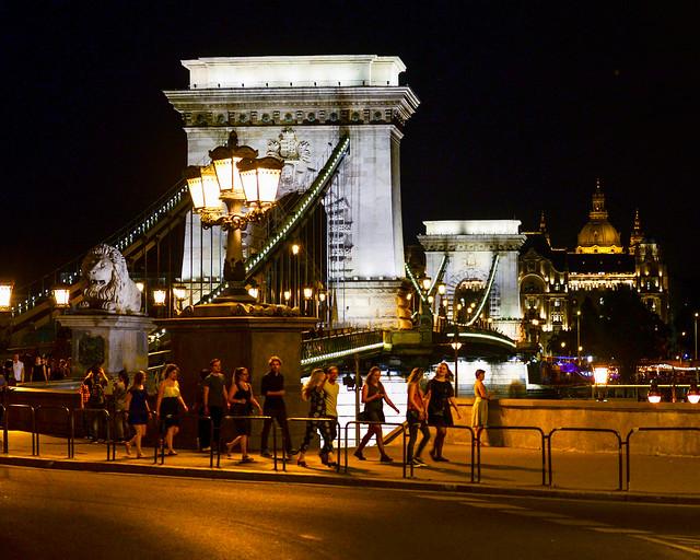 Mejores vistas del Puente de las Cadenas de Budapest