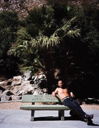 At The Palm Springs Tram (1)