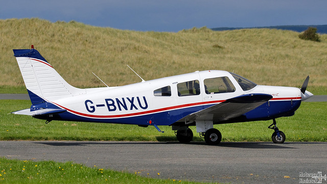 Piper PA-28-161 Warrior II G-BNXU