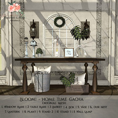 Bloom! - Home time GachaAD