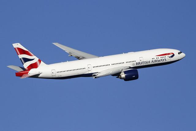 G-VIIS | British Airways Boeing 777-236(ER) | London Heathrow Airport EGLL/LHR | 29/11/19