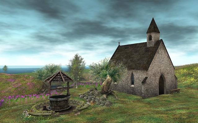 The olde parish Church