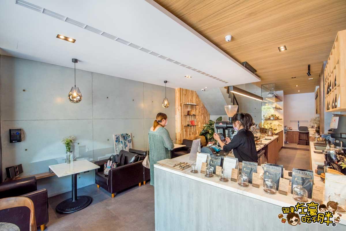 菁coffee drink美術店 高雄咖啡推薦 -8