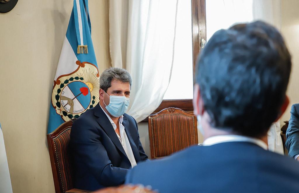 2021-04-30 PRENSA: El gobernador mantuvo una reunión con el Presidente de Fecovita