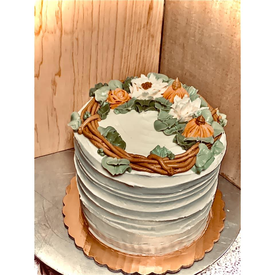 Cake by Gingersnaps Baked Goods