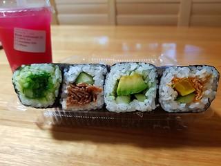 Sushi from Sushi Hub