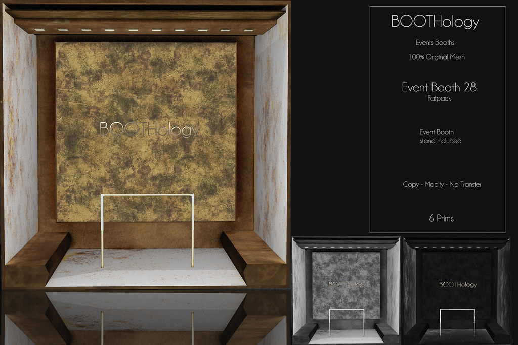 Bothology - Event Booth 28 AD - Posevent
