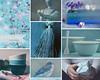 AZUL/BLUE by la GRAELLA vintage