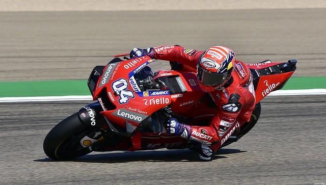 Ducati / Andrea DOVIZIOSO / ITA / Ducati Team