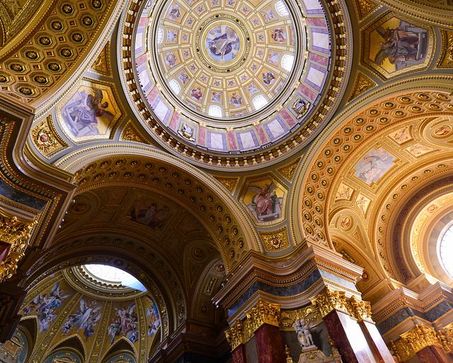 Basílica de San Esteban, una de las cosas que ver en Budapest