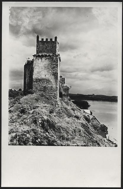 ArchivTappen2560233AAl3j674 Aufenthaltsort in der K.L.V., Burgruine Weitenegg, Österreich, 1930-1940er