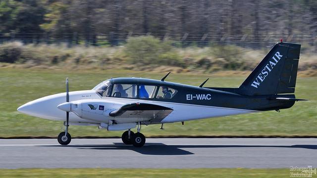 Westair Aviation Piper PA-23-250 Aztec E EI-WAC