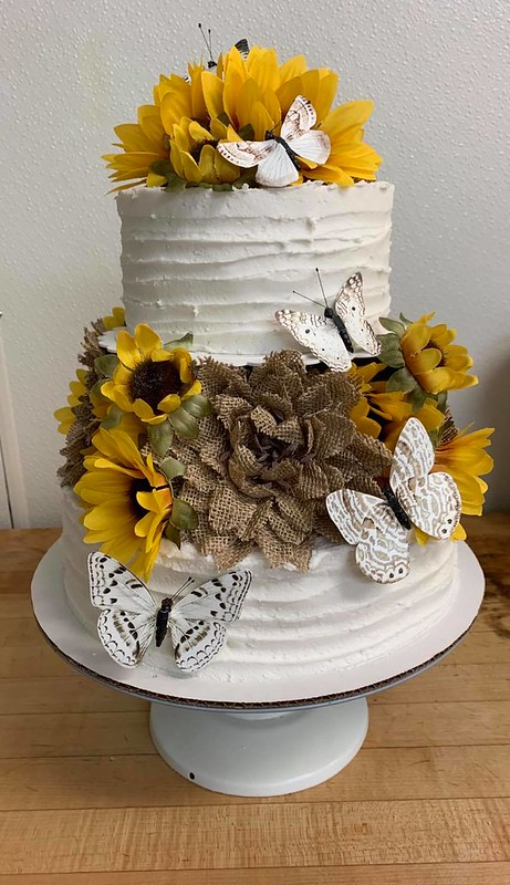Cake by Baby Cakes of Sanford