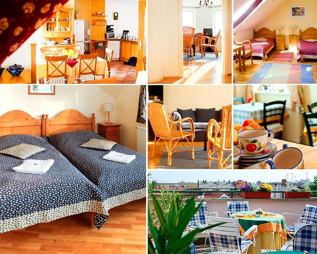 Boulevard City Guesthouse, uno de los mejores donde dormir en Budapest