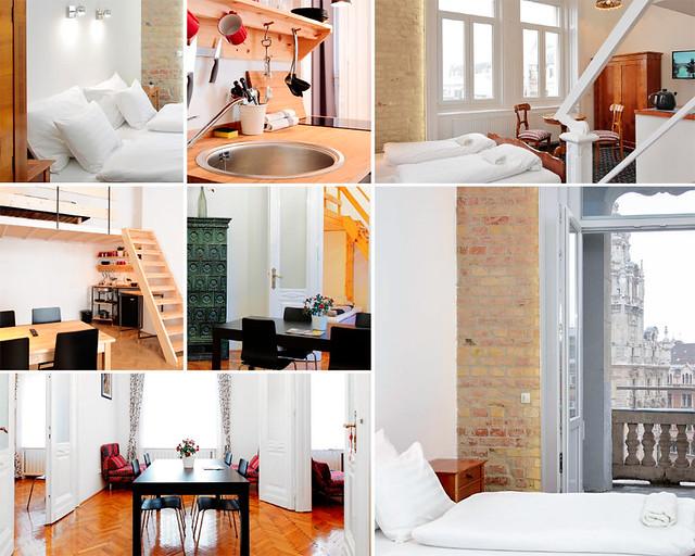 Uno de los mejores hoteles de Budapest