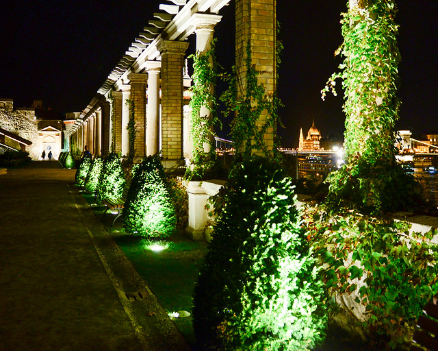 Jardines de Varkert Bazar