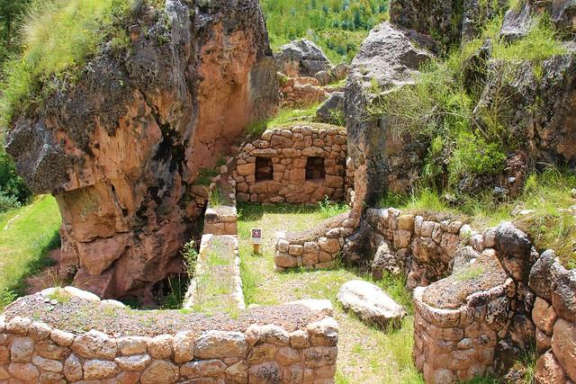 inca ruins at the archaeological site of inkilltambo, cusco, peru (45)