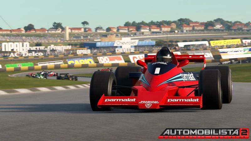 Automobilista 2 Brabham BT46B