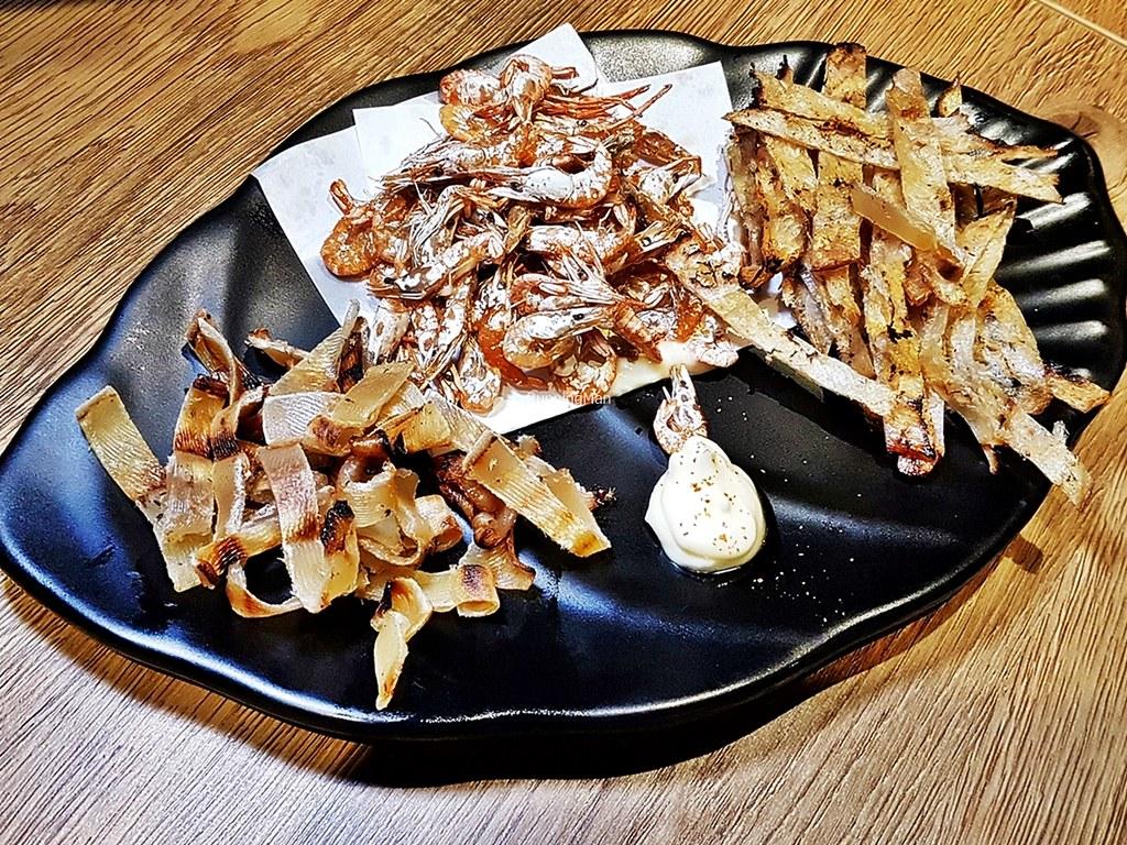 Zensai / Appetizers & Age-Mono / Deep-Fried Snacks
