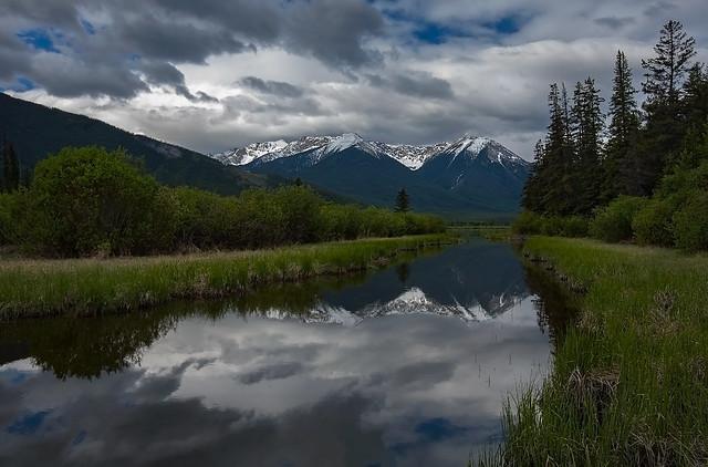 Banff scene