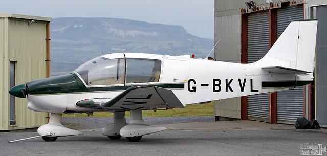 Robin DR400/160 Chevalier G-BKVL