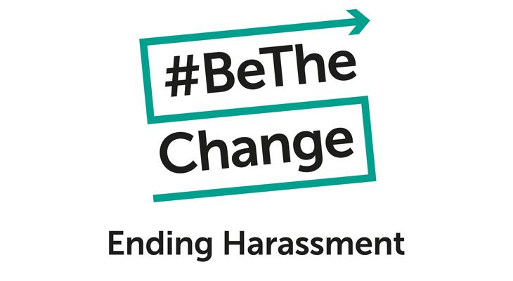 #BeTheChange, ending harassment