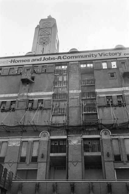 Oxo Tower, Bargehouse St, Southwark, 1990, 90-3n-23