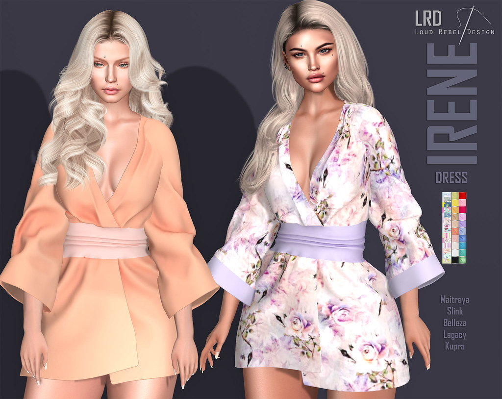 LRD Dress Irene