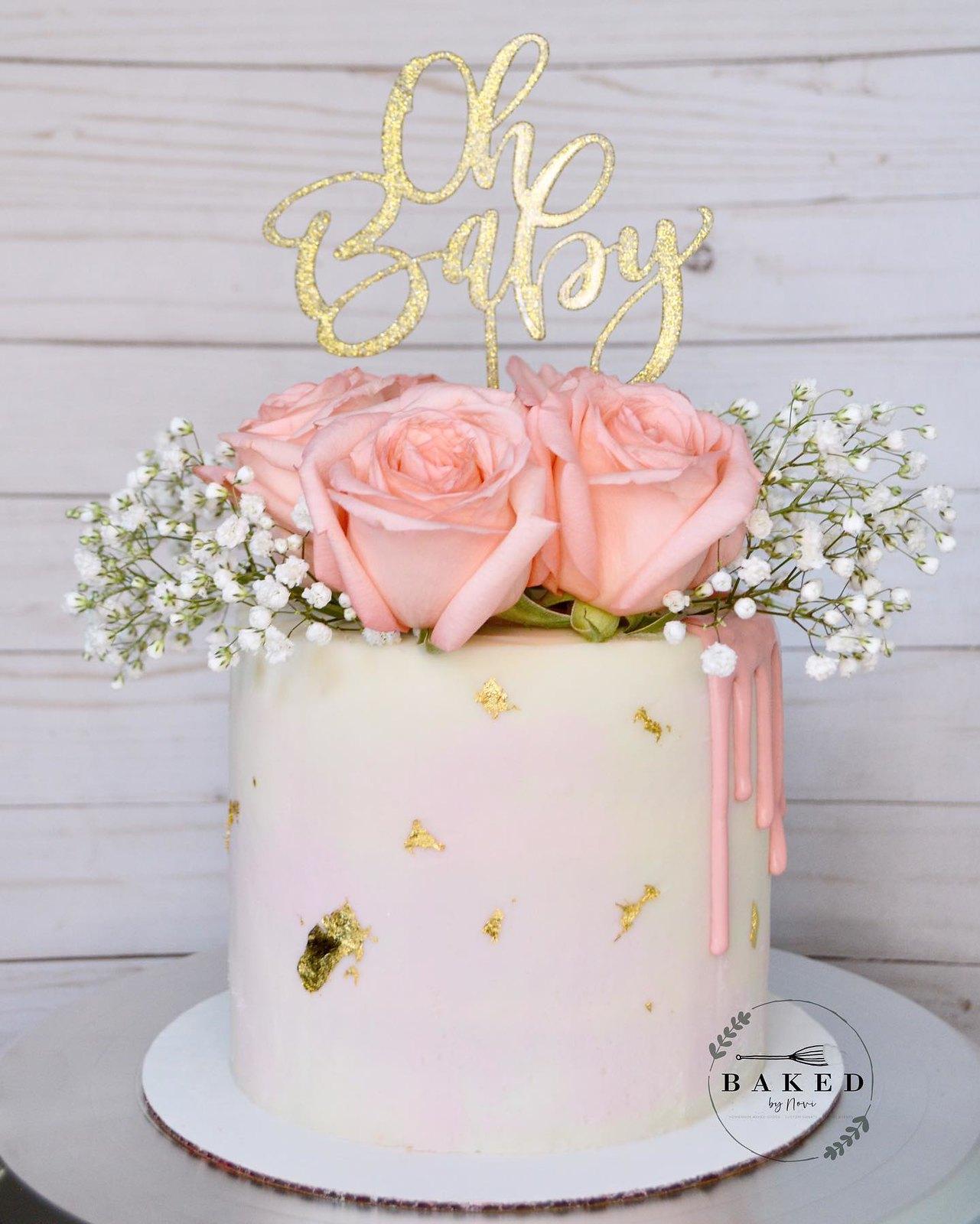 Cake from Baked by Novi
