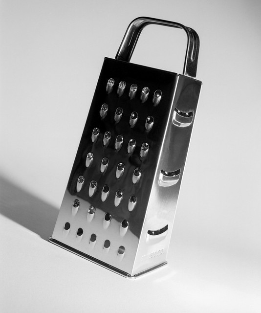 Day 105 (15th Apr) - Grate!