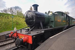 5526 – GWR – 2-6-2T