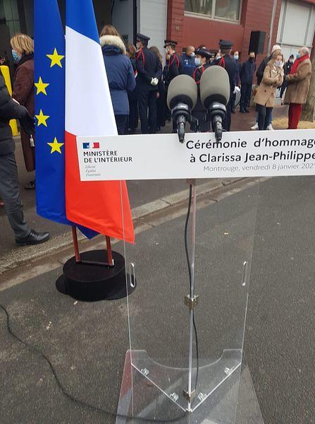 En mémoire de Clarissa Jean-Philippe -  janvier