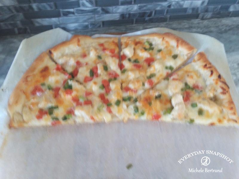 Chicken Ranch Pizza (2)
