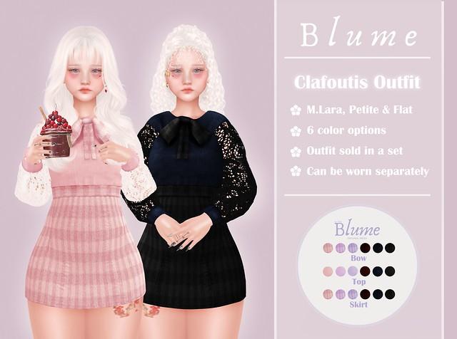 Clafoutis Outfit for Ota-con