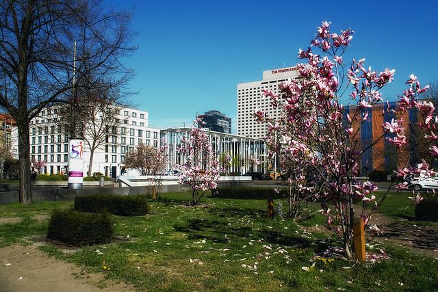Leipzig Willy-Brandt-Platz