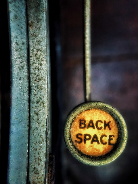 Back space
