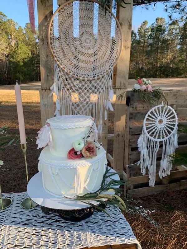 Cake by Mrs. Webb's Cakes & Bakes