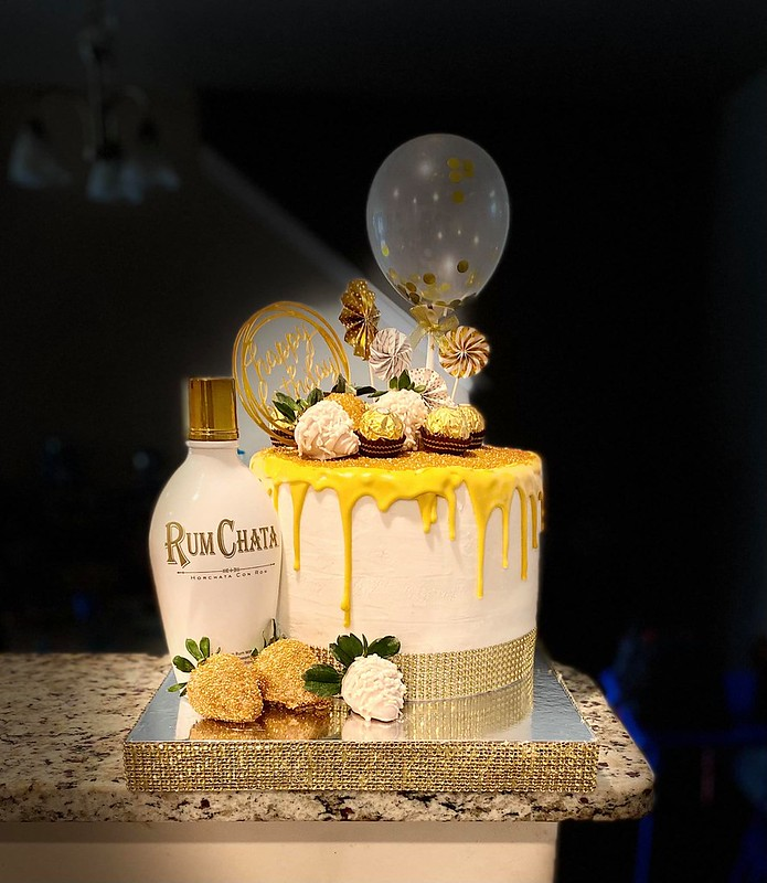 Cake by Kingdom Cakes and Desserts