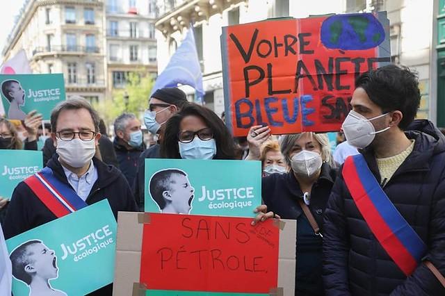 Marche pour le climat - 28 mars 2021