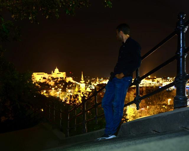 Mirador de la Estatua de la libertad en Budapest