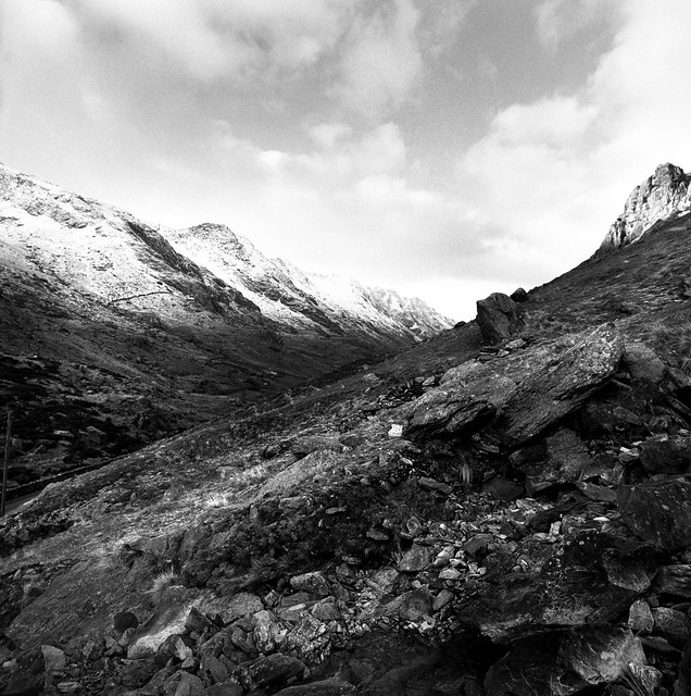 New day in Snowdonia