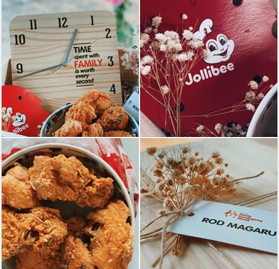 Jollibee Family Thanksgiving Month