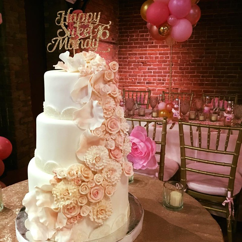 Cake by Miss Emm's Cakes
