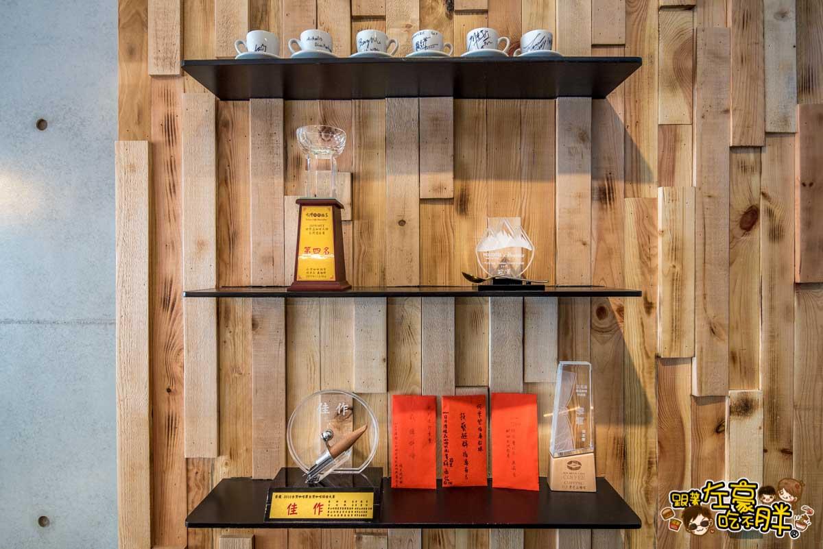 菁coffee drink美術店 高雄咖啡推薦 -6