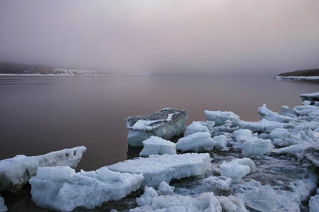 Chaos de glace!/ Ice chaos! (on Explore)