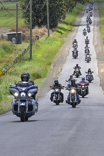 Brisbane HOG Ride