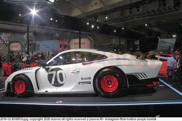 2019-12-30 06953 Porsche 2020 Taipei International Auto Show